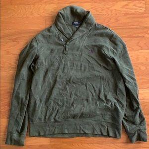 Polo Ralph Lauren Shawl Collar Sweater